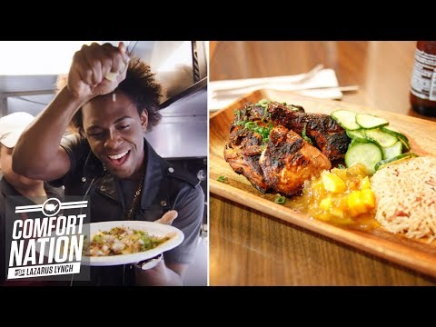 Comfort Nation: The Secrets to Jerk Chicken | Food Network
