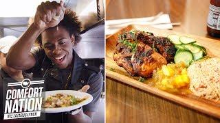 Comfort Nation: The Secrets to Jerk Chicken   Food Network