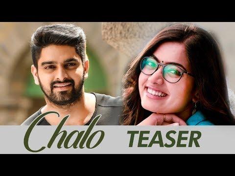 Chalo Official Teaser | Naga Shaurya | Rashmika Mandanna | Venky Kudumula | Ira Creations
