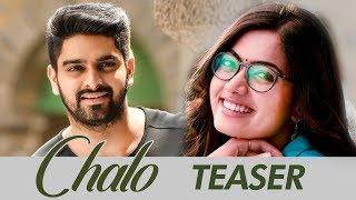 Chalo Teaser   Naga Shaurya   Rashmika Mandanna   Ira Creations  #Chalo