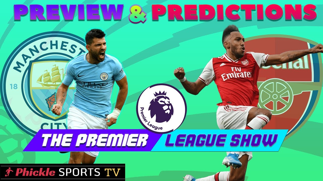 Man City vs Arsenal Predictions & Preview & Line-up (Game ...
