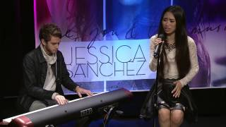 "Zedd & Jessica Sanchez - ""Clarity"" - Glee Version Acoustic"