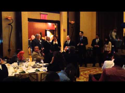 Sights and Sounds from Teddy Atlas Foundation dinner