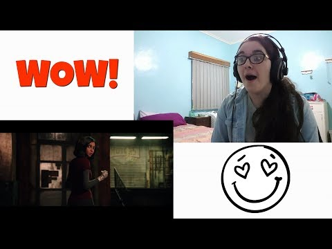 Alita: Battle Angel - Trailer Reaction