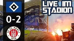 Live im Stadion | Stadtderby | HSV vs FC St.Pauli | MarcSarpei