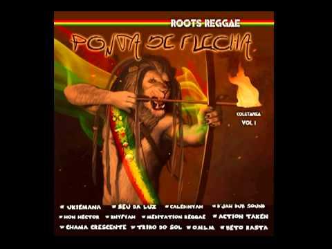 Coletânea Ponta de Flecha Roots Reggae ' Vol.1 (completo)