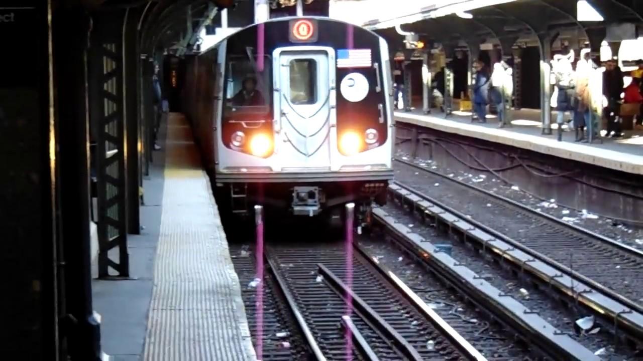 Manhattan/Coney Island-Stillwell Avenue-bound R160A-2/B ...