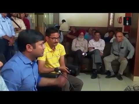 Student Activist Kanhaiya Kumar Attacking the Modi Government