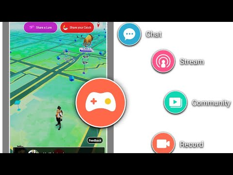 How to live stream Omlet arcade to Facebook and Twitter ,YouTube  ,android,iOS