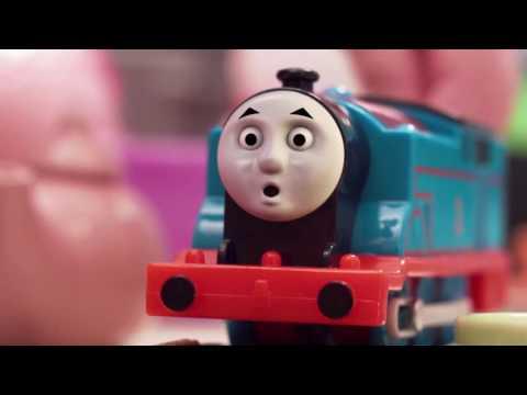 Il Trenino Thomas va in città