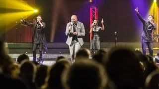 Bless The Lord - Myron Butler - live gospel music video