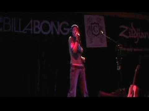 """Shirley Levi performing her song, """"Anne Marie"""" Live"""