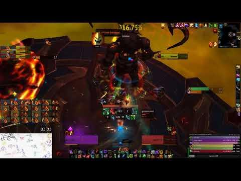 Instinct vs. Aggramar Mythic (Havoc DH PoV) Thumbnail