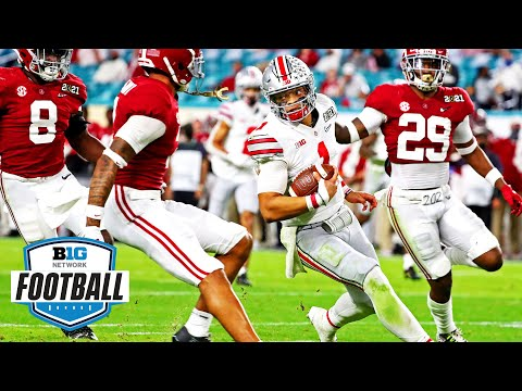 Quick Analysis: Alabama Defeats Ohio State for the National Championship | Big Ten Football