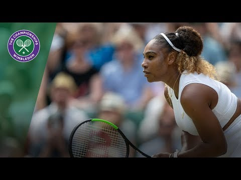 Serena Williams | Top 10 points of Wimbledon 2019