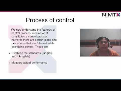 Management Control Process