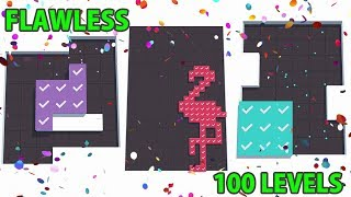 Combine It! - Flawless 100 Levels - Gameplay