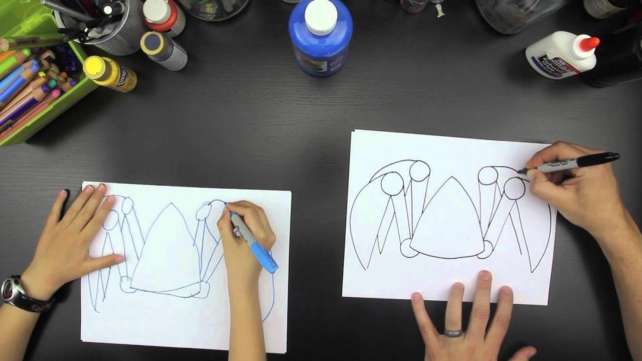 Uncategorized Videos Of Drawing how to draw a robot crab youtube
