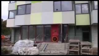 Компания IRBEST - обследования зданий при помощи устройства