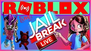 ROBLOX Jailbreak | & Other Games ( January 9th ) Live Stream HD