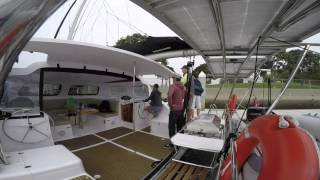 ASA 114 Catamaran Cruising - Docking Practice
