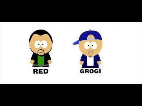 Red & Grogi - Tutulduk Kanki 1 (Amsterdam Tutulması).