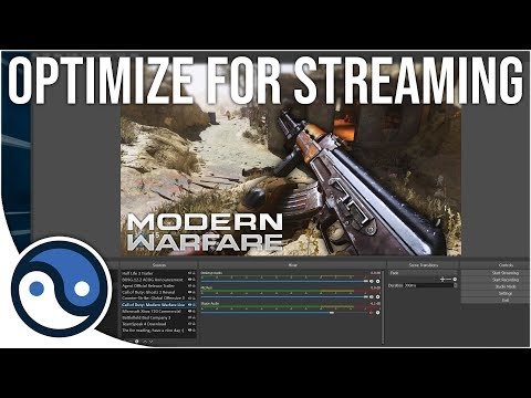 How To Optimize Modern Warfare For Streaming