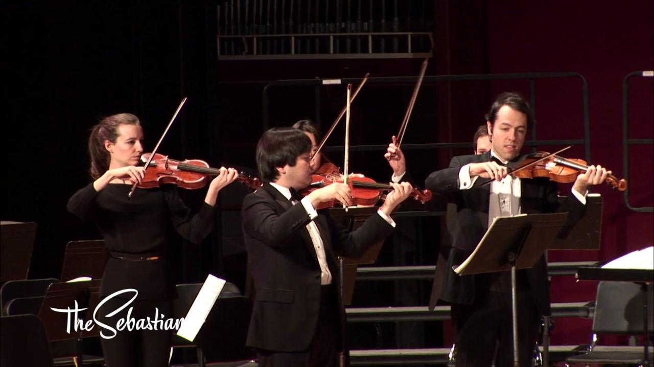 Mozart: Eine kleine Nachtmusik, K  525 (1787) - the Sebastians