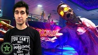 Achievement Hunter Live Stream - Call of Duty: Infinite Warfare - Zombies - Trevor