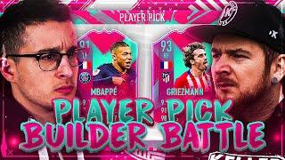 FIFA 19: FUT BIRTHDAY PLAYER PICK BUILDER BATTLE vs DER KELLER!