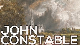 John Constable: A collection of 248 paintings (HD)