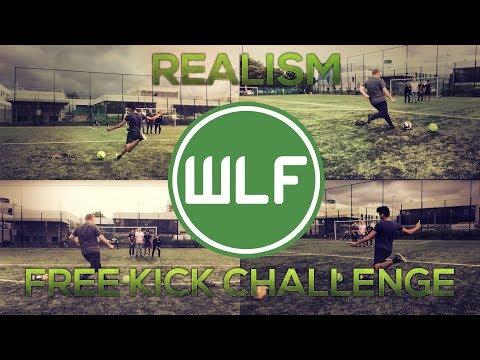 Free Kick Challenge | Realism #4