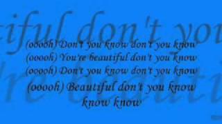 Beautiful People Lyrics by Chris Brown