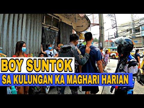 BOY SUNTOK!! MANANAPAK NG MTPB! KALABOSO NA!! MTPB OPERATION   MANILA UPDATE