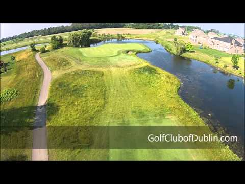 Golf Club of Dublin Flyover
