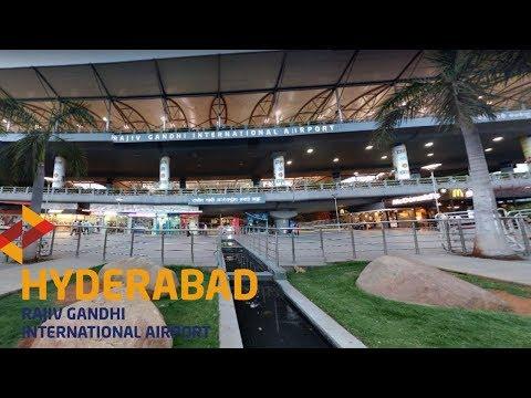 Rajiv Gandhi International Airport Hyderabad List of all International Airlines