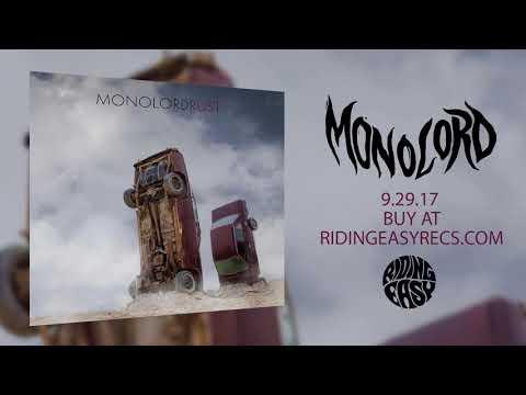 Monolord - Rust | Official Album Stream | RidingEasy Records