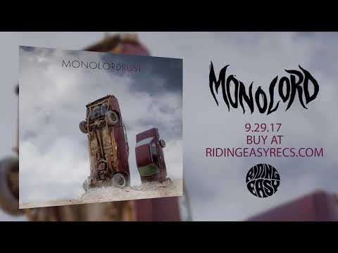 Monolord - Rust | Official Album Stream | RidingEasy Records
