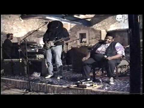 Buddy Miles feat.Carvin Jones Band-live@Umbi Studios-March 2001