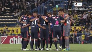 2016ナビスコカップグループステージ第5節 柏レイソル×アルビレックス新...