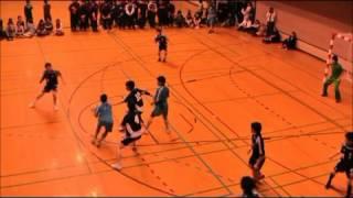 ハンドボール最高!2011 札幌月寒高校 モチベーション part09