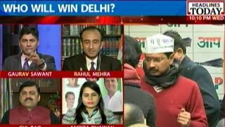 Centre Stage: BJP-AAP 'power games' in Delhi
