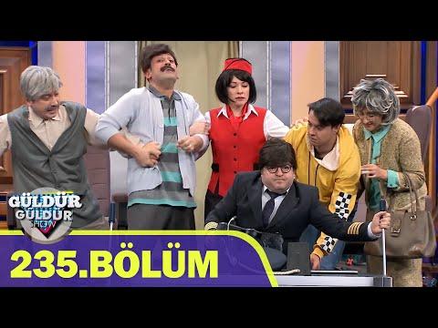 Güldür Güldür Show 235.Bölüm (Tek Parça Full HD)