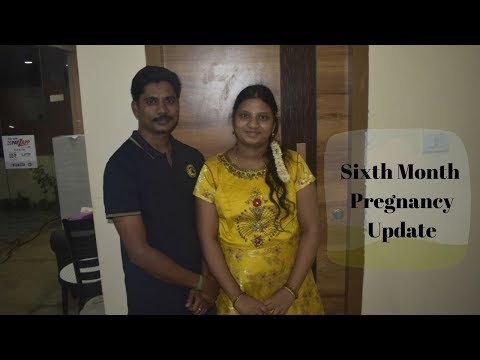 Sixth Month Pregnancy Update || Symptoms And Doctor Visit