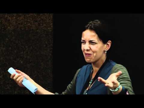 Os averbamentos nunca são demais: Clara Almeida Santos at TEDxCoimbraSalon