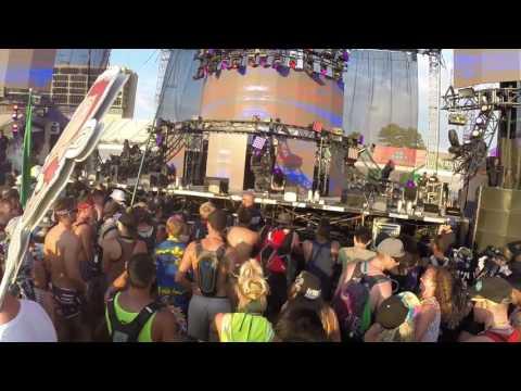 12th Planet live full set @ Imagine Festival in Atlanta, GA on August 27, 2016