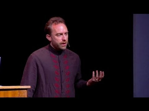 Jimmy Wales: The Question Is, Can Wikipedia Trust You?