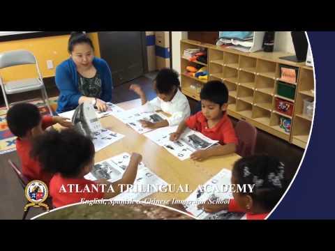 Atlanta Trilingual Academy - Promotional Video 1