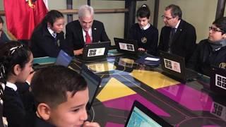 3°Sesión Mesa Robotica impacto en educación: expone Centro de Innovación del Mineduc