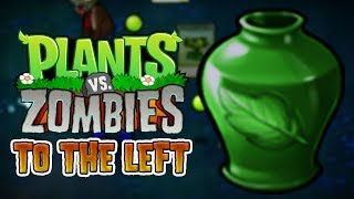 Plants vs. zombies (pc) - puzzle - to the left gameplay